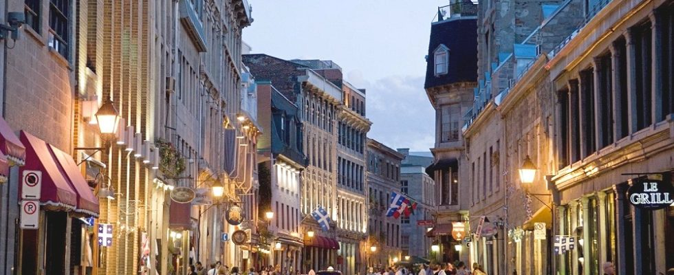 Where to spend your evening in Montreal